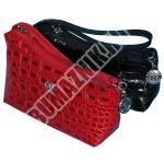 Косметичка Wanlima 72040...979A Red (Black-Red)